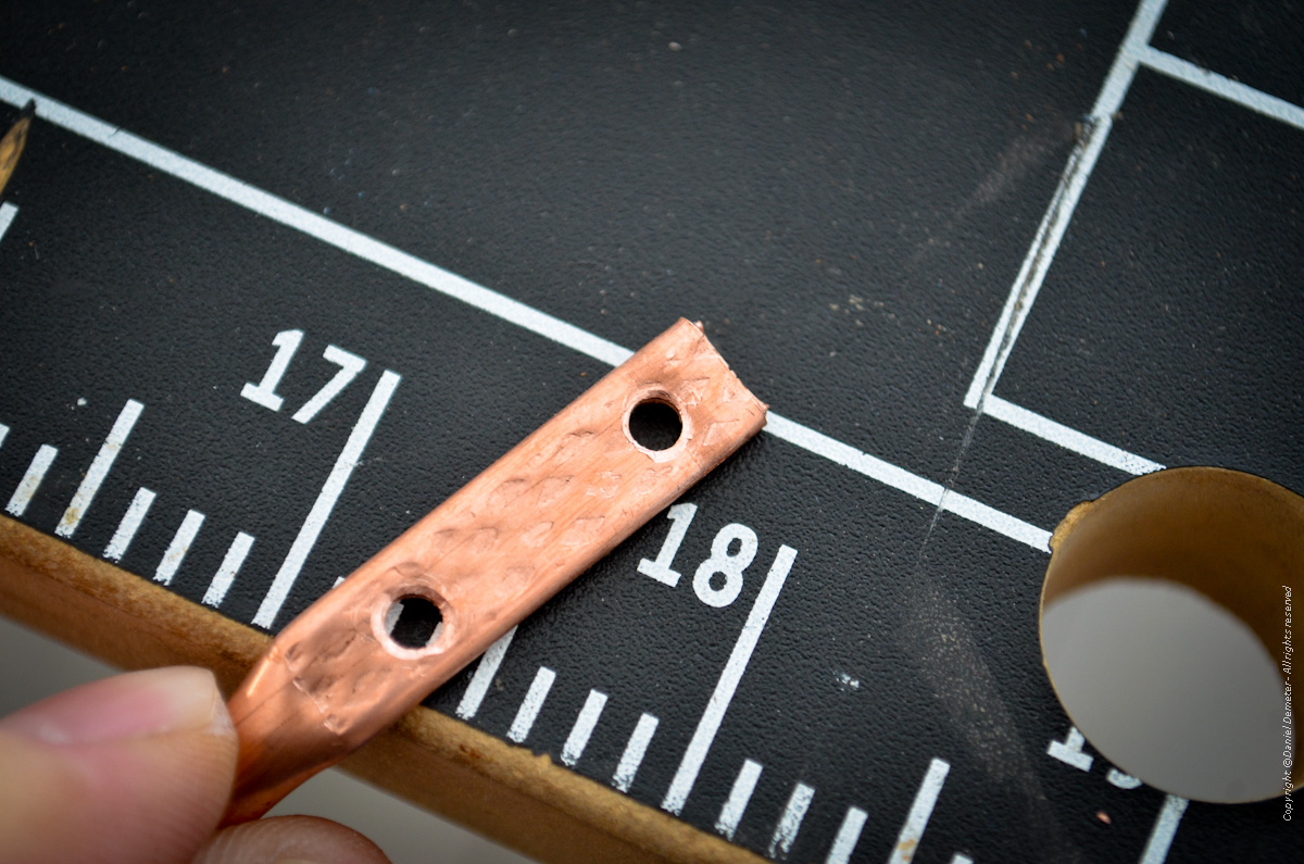 Tillverka spöhållare ismete - försänkt