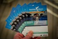 Fribiljetter Sportfiskemässan 2014