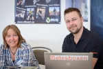 Betesboxen och Kristina @ Sportfiskemässan
