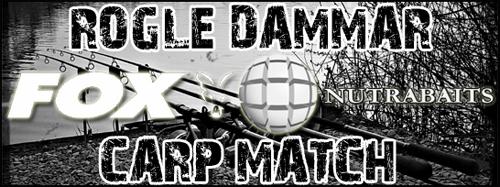 Rögle Dammar Carp Match