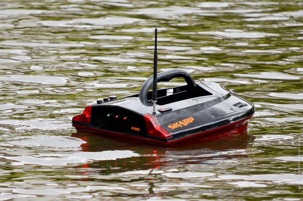 Skarp S60 Bait Boat Jungfrufärden