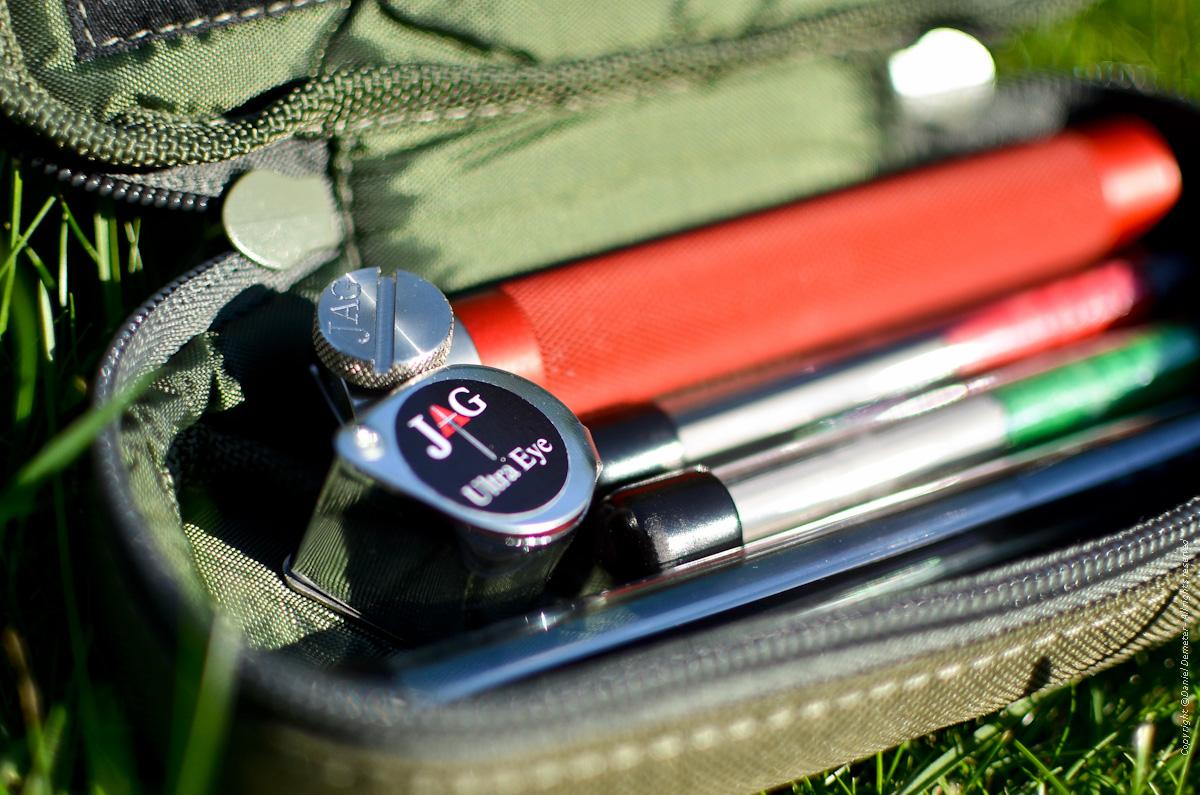 JAG Hook sharpening kit closeup