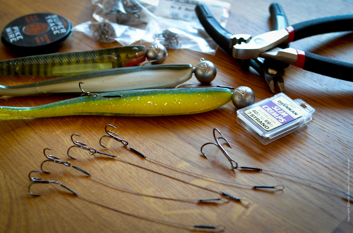 Stingers-till-vertikalfiske